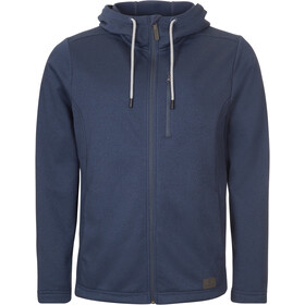 Elkline Coolnights Fleece Jacke Herren blueshadow